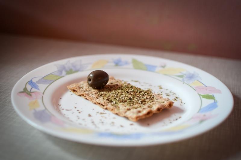 Kreker sa maslinom i origanom, iako nije najjednostavniji za pripremu, svakako vredi truda!