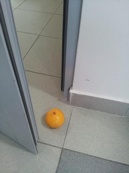 Mandarina ide u grad